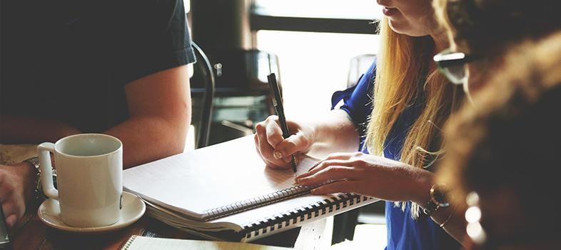 hiring meeting image