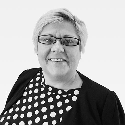 Rosie Kumar, Talent Resourcer, Netbox Recruitment, black and white portrait photo
